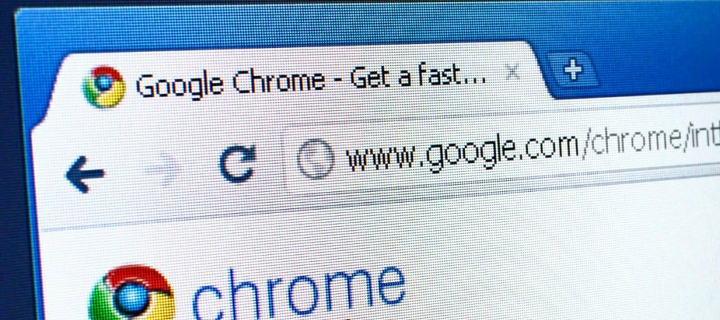 Slik aktiverer du favorittlinjen i Google Chrome